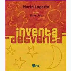 capa do livro Inventa-Desventa