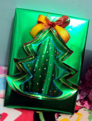caixa de presente de natal para namorado