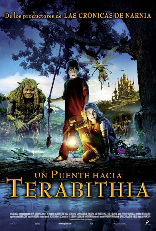 El Mundo Magico De Terabithia (2007)