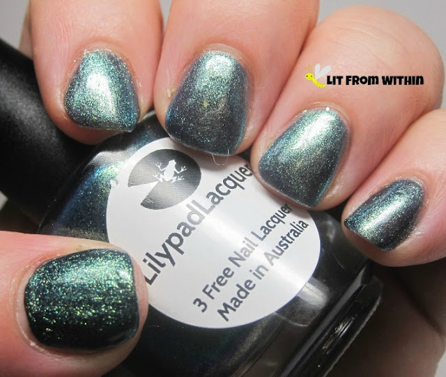 Lilypad Lacquer Great Galaxy