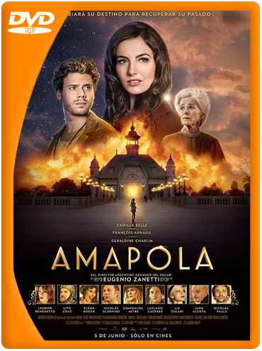 Amapola (2014) DVDRip Español Latino