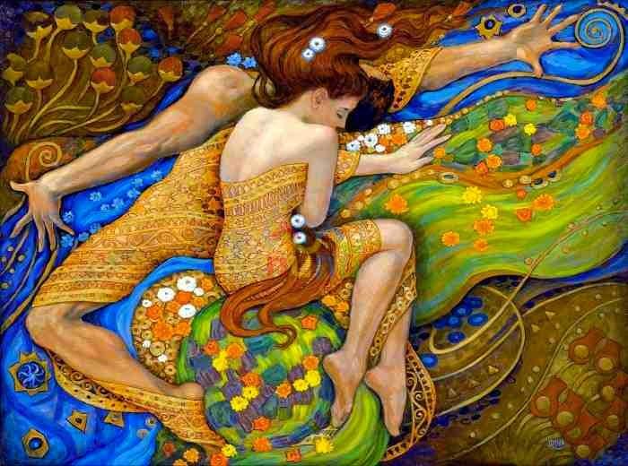 Тайны любви и женской красоты. Ирина Каркаби