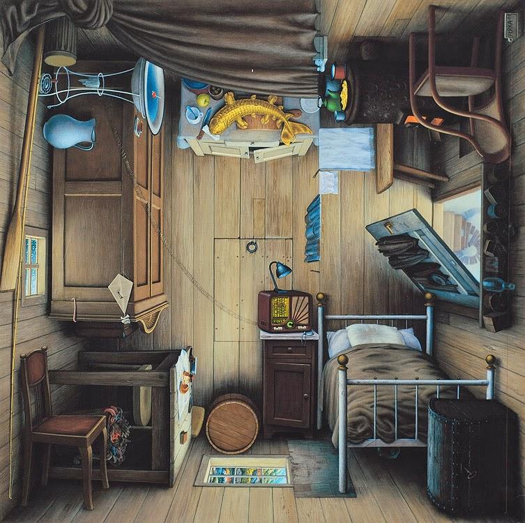 04-Bathyscaphe-Jacek-Yerka-Surreal-Paintings-Parallel-Universes-www-designstack-co