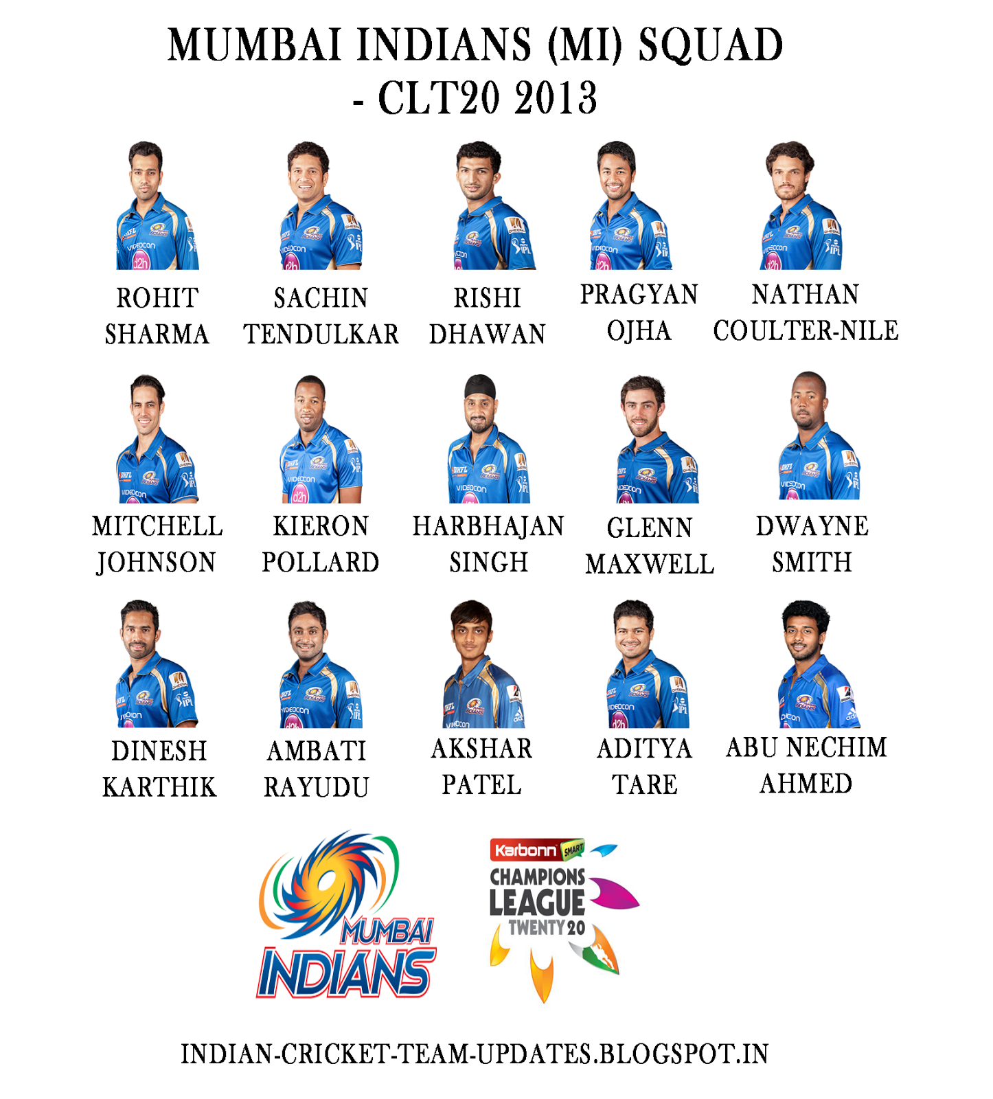 Mumbai-Indians-CLT20-2013-Squad