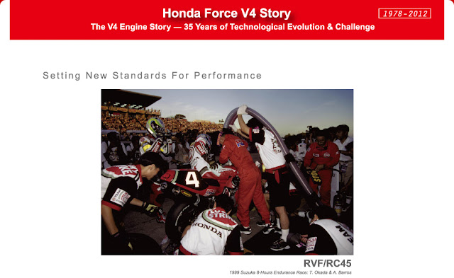 Part 5 History of the Honda V4 from Southern Honda
