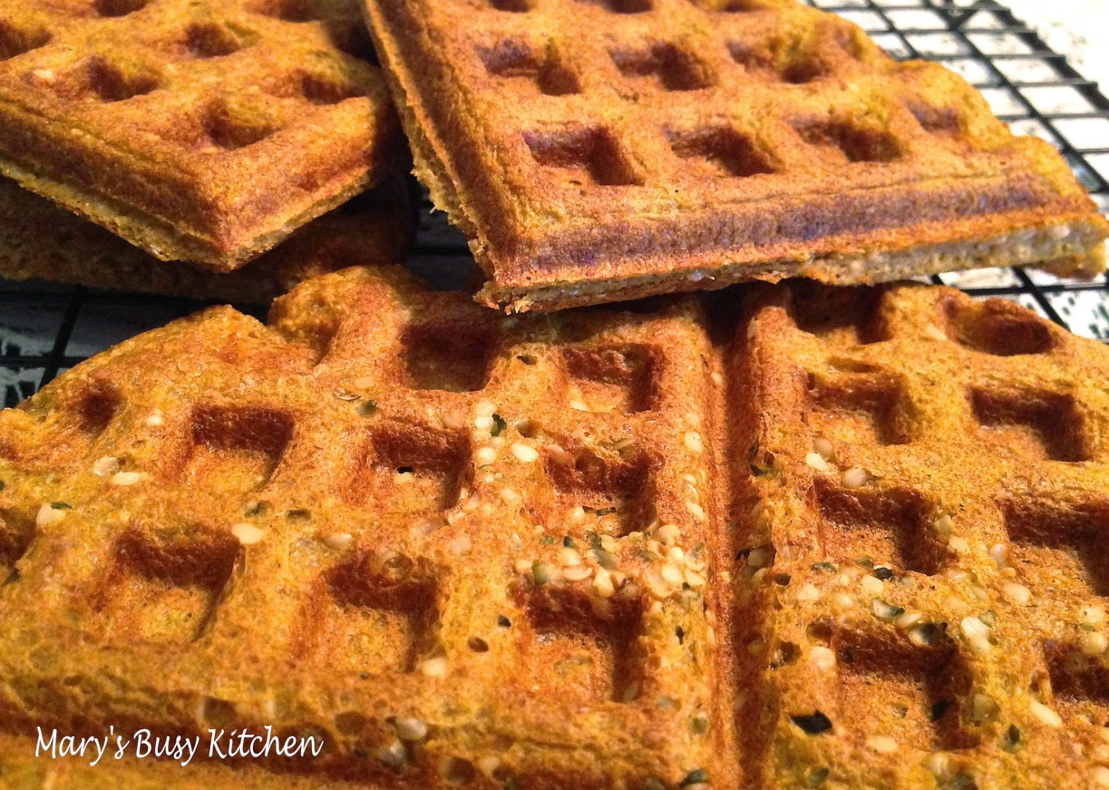 Of course these are just as yummy without hemp seed! I made my batch ...