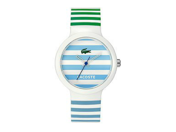 beautiful fashionable lacoste watches spicytec lacoste goa watch black and white 84 99 buy