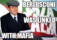 berlusconi linked mafia