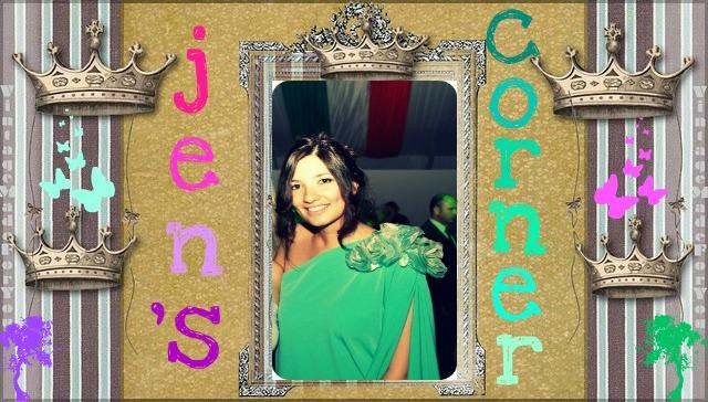 jen's corner