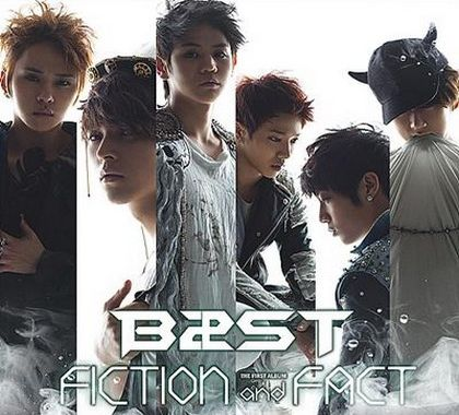 BEAST - B2ST - Fiction and Fact Album Full