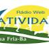 Ouvir a Web Rádio Atividade de Água Fria BA  - (Ao Vivo e Online)