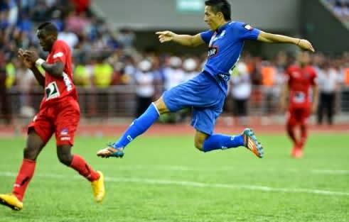 Emelec vs River Ecuador: Copa Pilsener 19-04-2015