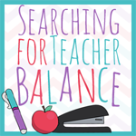 Searching for Teacher Balance