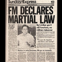 The Dark Years : Martial Law Had Brought Havoc to this Nation