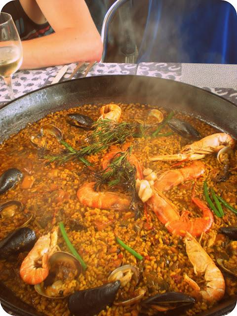 Paella Escriba Barcelona