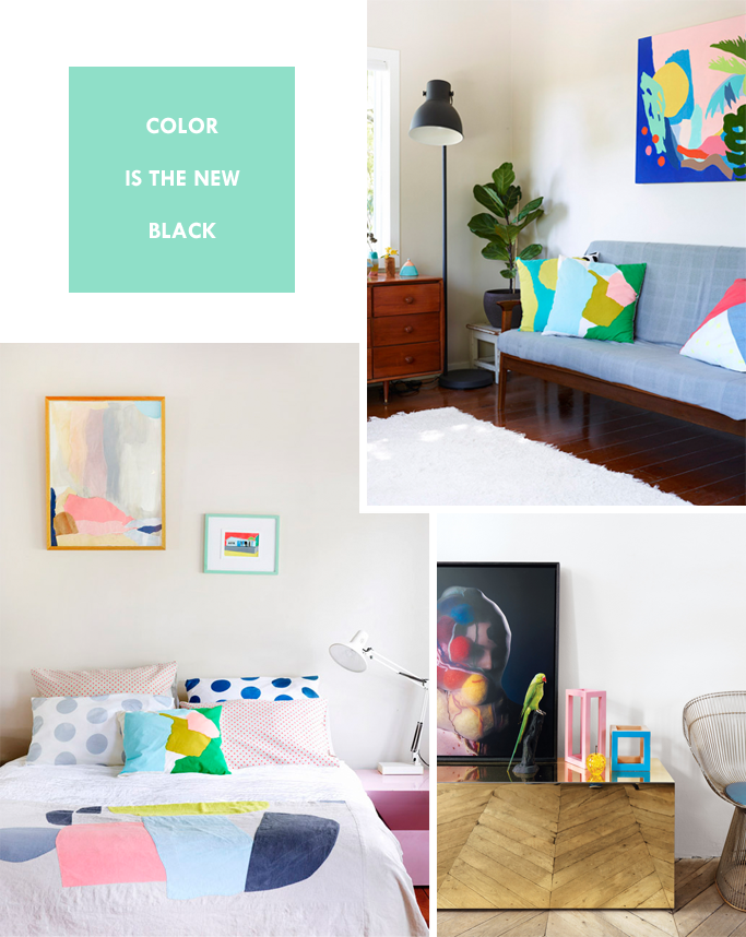 Color inspirations for the home | Thisfruitblogs.com