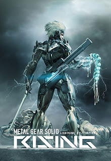 Meta Gear Solid Rising Trailer