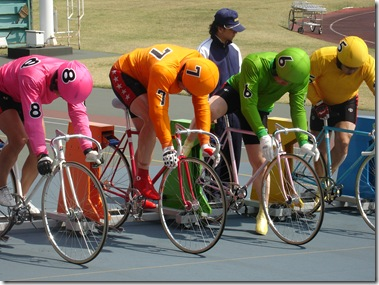 Video: Precision Training at the Keirin School in Japan