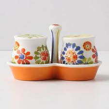 Attractive Salt And Pepper Containers Home Decorations