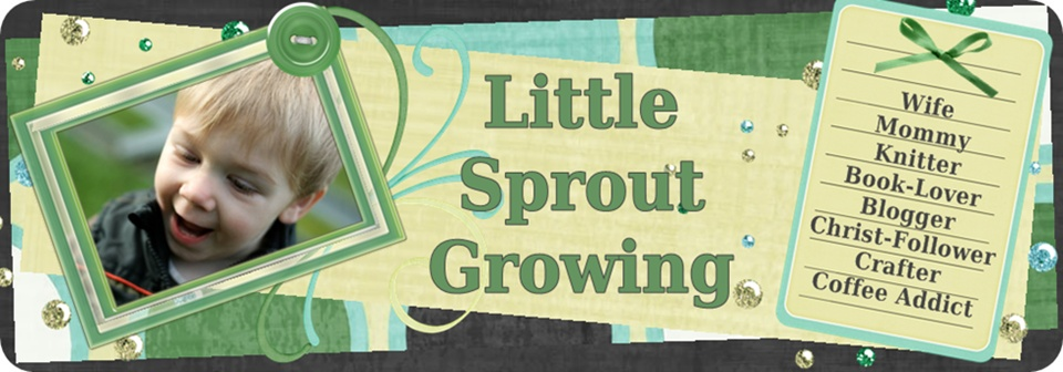 Little Sprout Growing