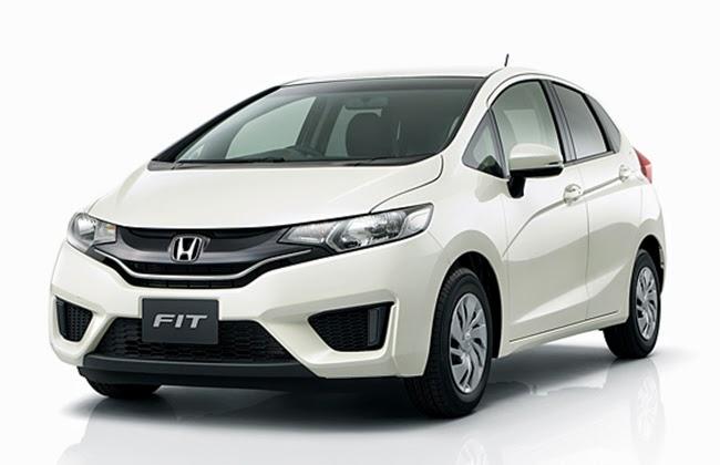 Yeni Honda Jazz 2014 2015 3. nesil