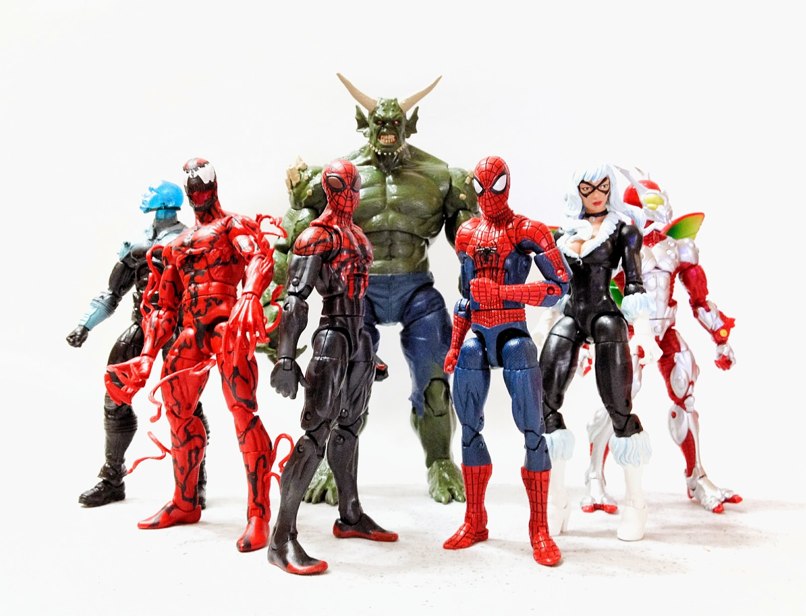 Combo's Action Figure Collection: March 2014