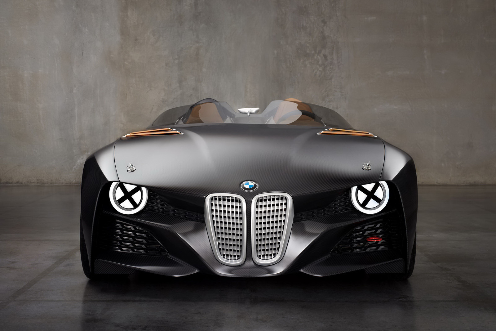 Zoom in Cars: BMW 328 Hommage Concept 2011