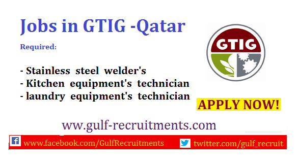 Jobs In Kitchen And Laundry Equipments Company In Qatar Gulf Latest Gulf Jobs