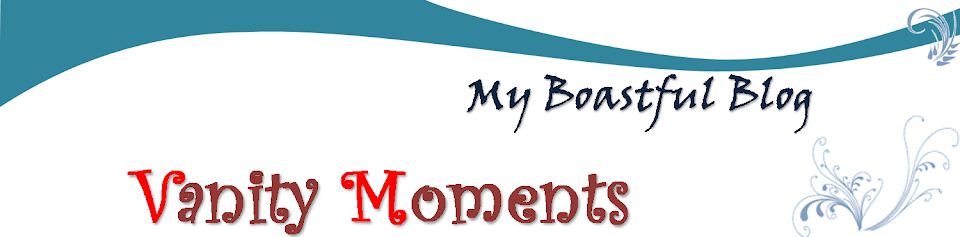 Vanity Moments - Blog by Tomz | Fiction | Entertainment
