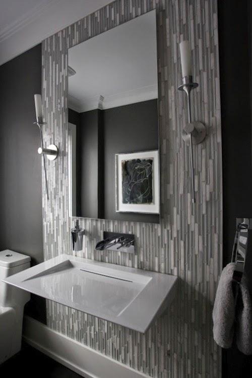 Lavabos para ba os peque os decoracion casas ideas - Lavabos para banos pequenos ...