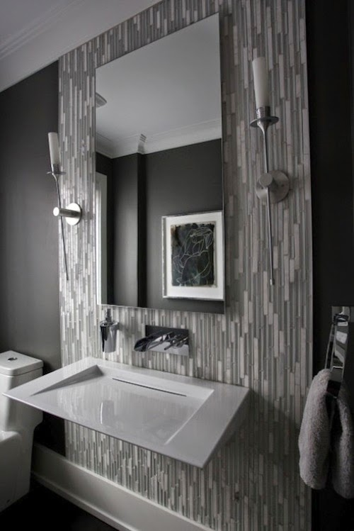 lavabos para baos pequeos decoracion casas ideas interiores