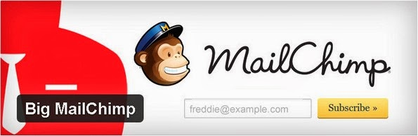 Big MailChimp plugin for WordPress