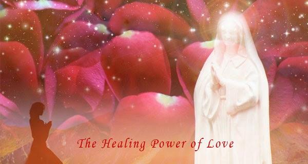 АЗ СЪМ Лечебната Сила на Любовта