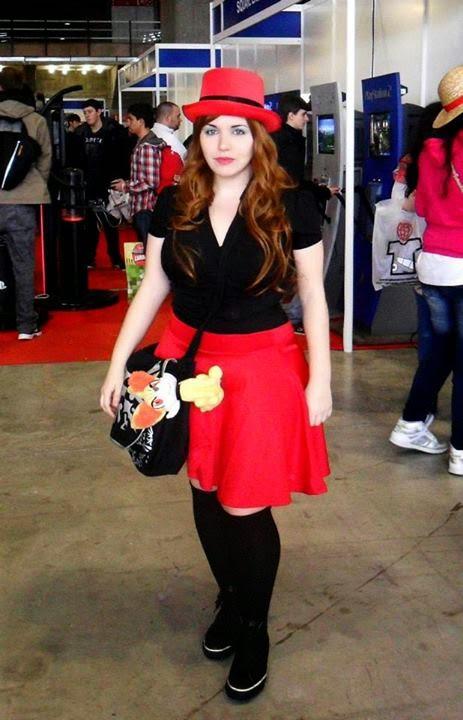 cosplay serena