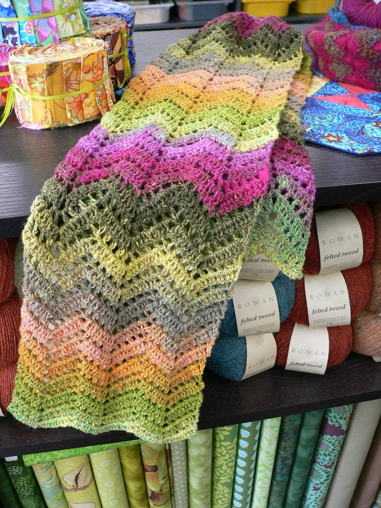 Knit Crochet Scarf Patterns : scarf crochet pattern-Knitting Gallery