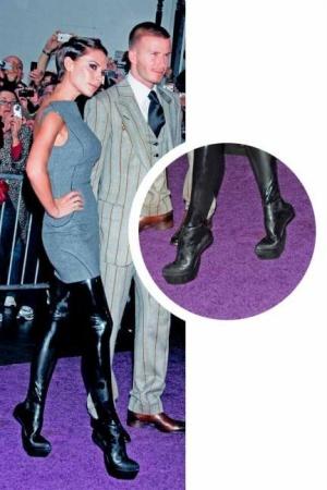 Sepatu Unik Victoria Beckham