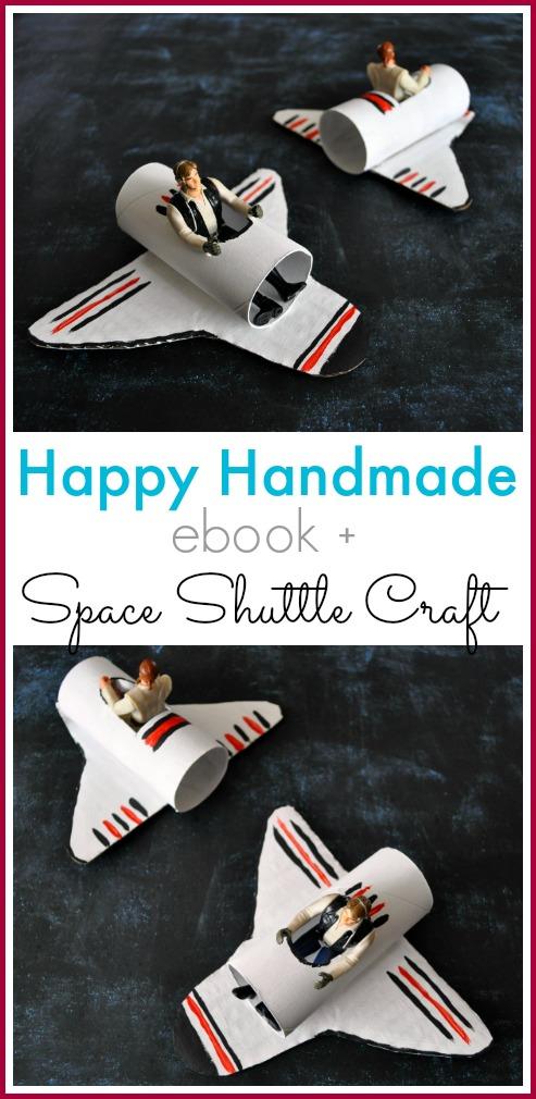 space shuttle craft ideas - photo #10