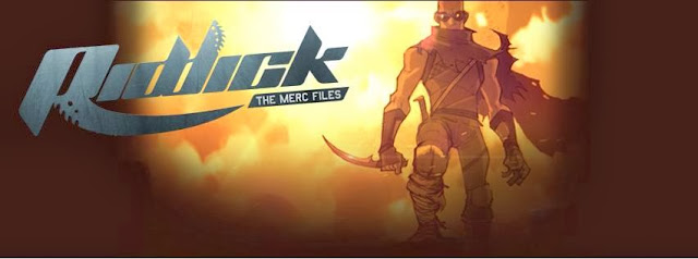 Riddick The Merc Files APK+DATA FILES(MOD for 2.3+ Gingerbread)