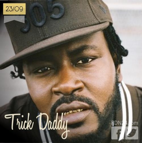 23 de septiembre | Trick Daddy - @305MAYOR | Info + vídeos