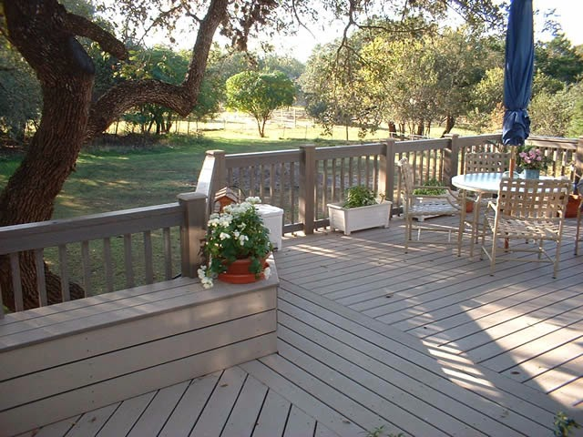Composite Deck Design Ideas