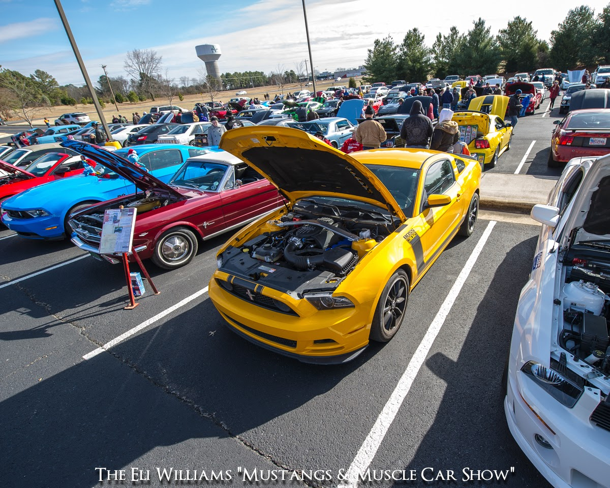 Cars And Coffee Talk The Eli Williams Mustangs And Muscle Car Show - Car show birmingham al