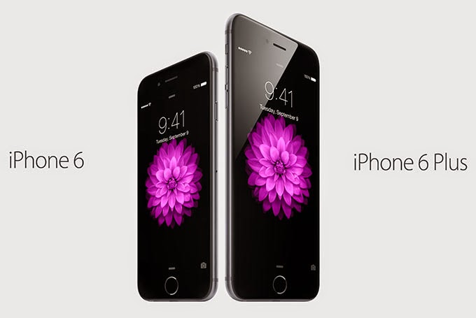 iPhone 6 против Galaxy S5