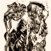 'El poeta agitat (Ernst Ludwig Kirchner)'