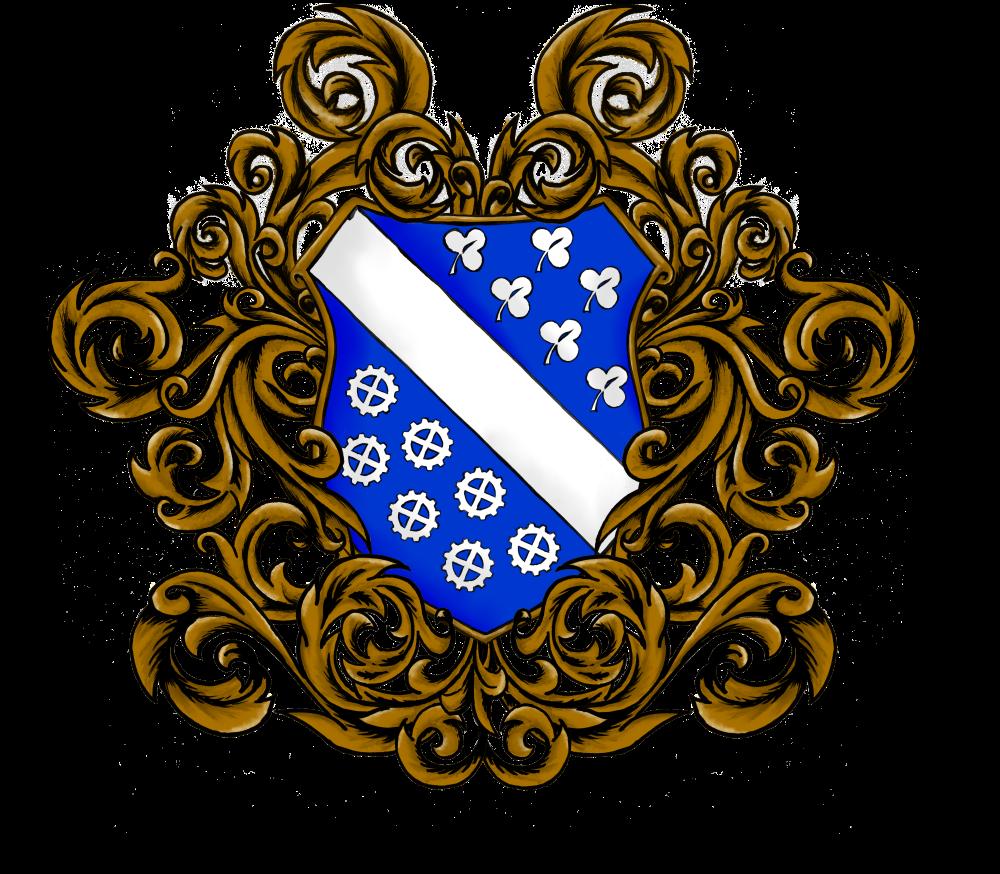 vollständiges Casseler Steampunk-Wappen
