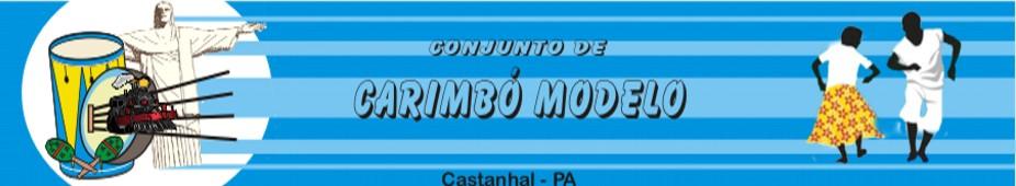 Conjunto de Carimbó Modelo