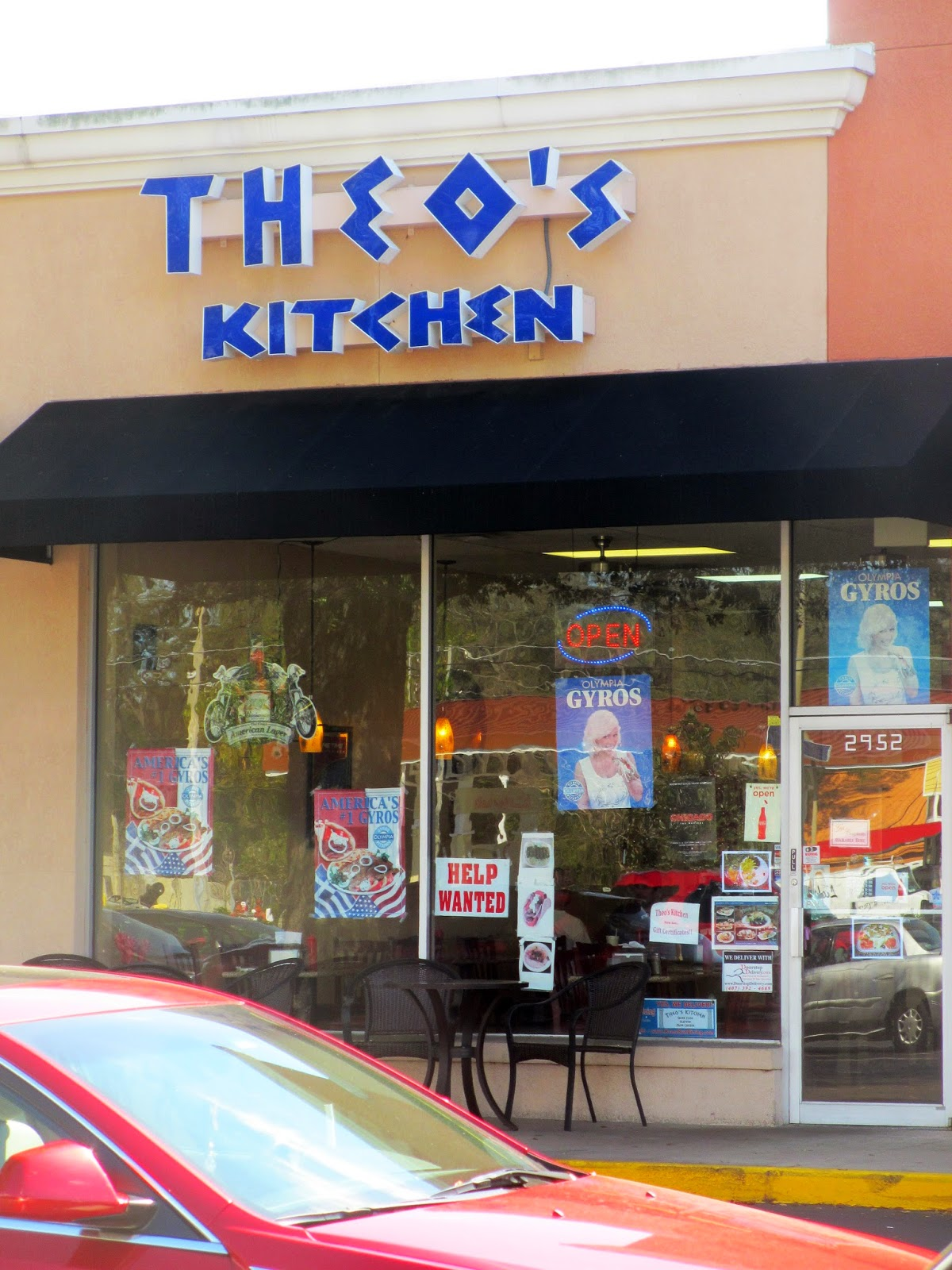 Florida Burger Lover Theo S Kitchen