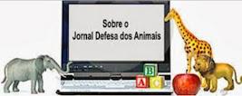JORNAL DE DEFESA DOS ANIMAIS