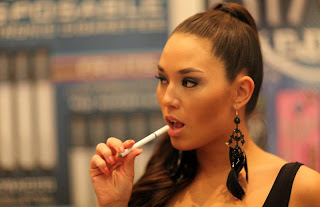Should electronic cigarettes be allowed in public places?