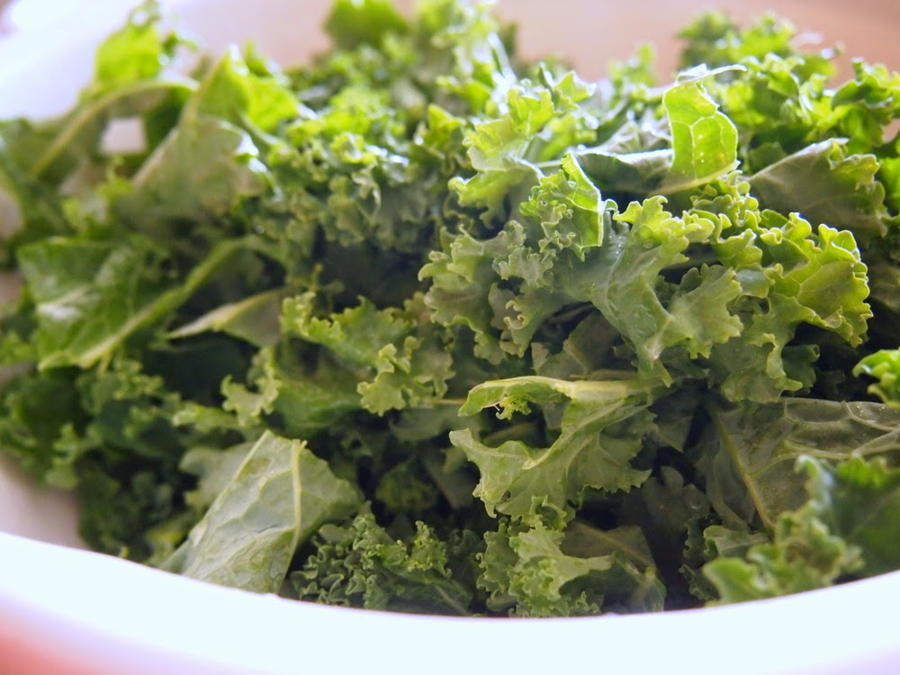 Lake Shore Lady: The Best Kale Salad