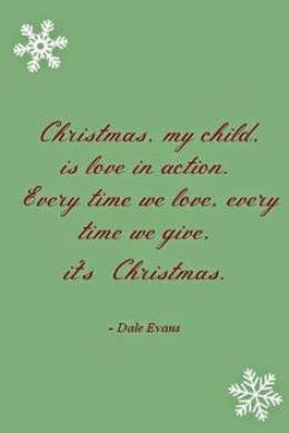 Christmas Quotes about Children